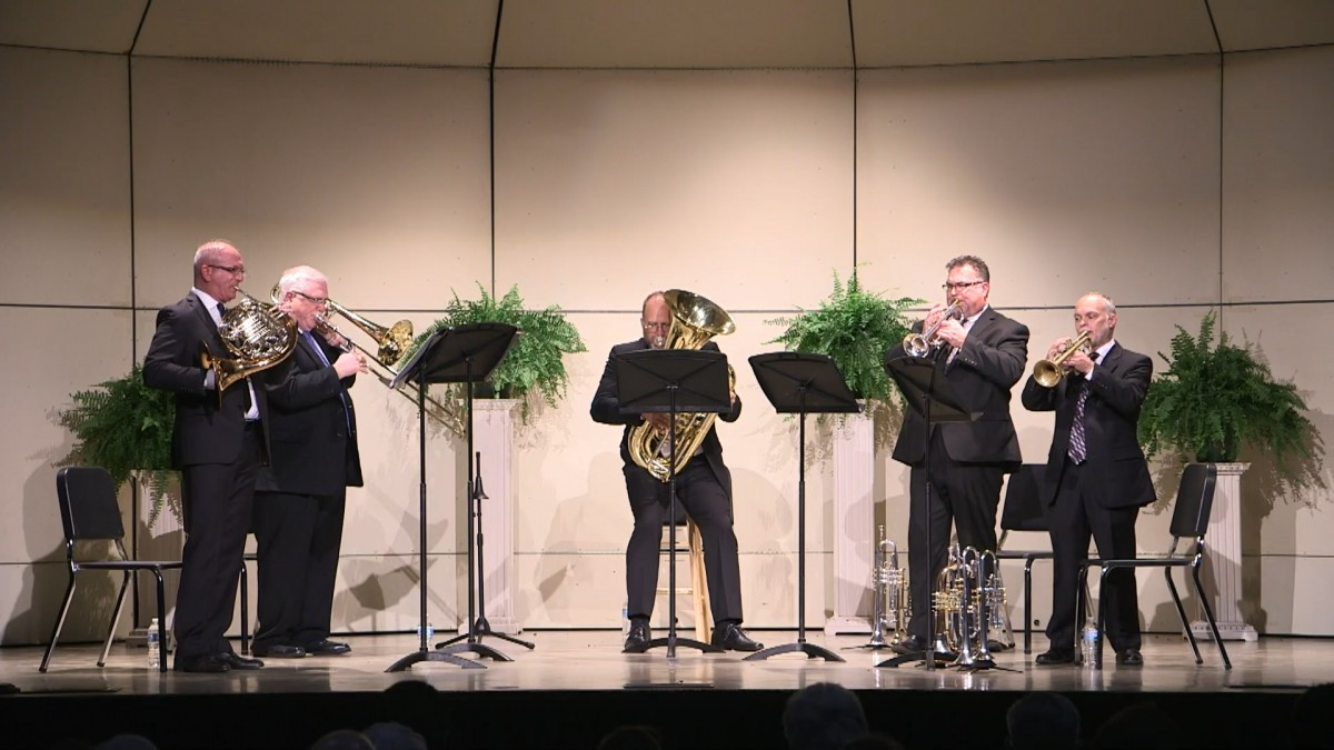 Artisans in Brass- Concert